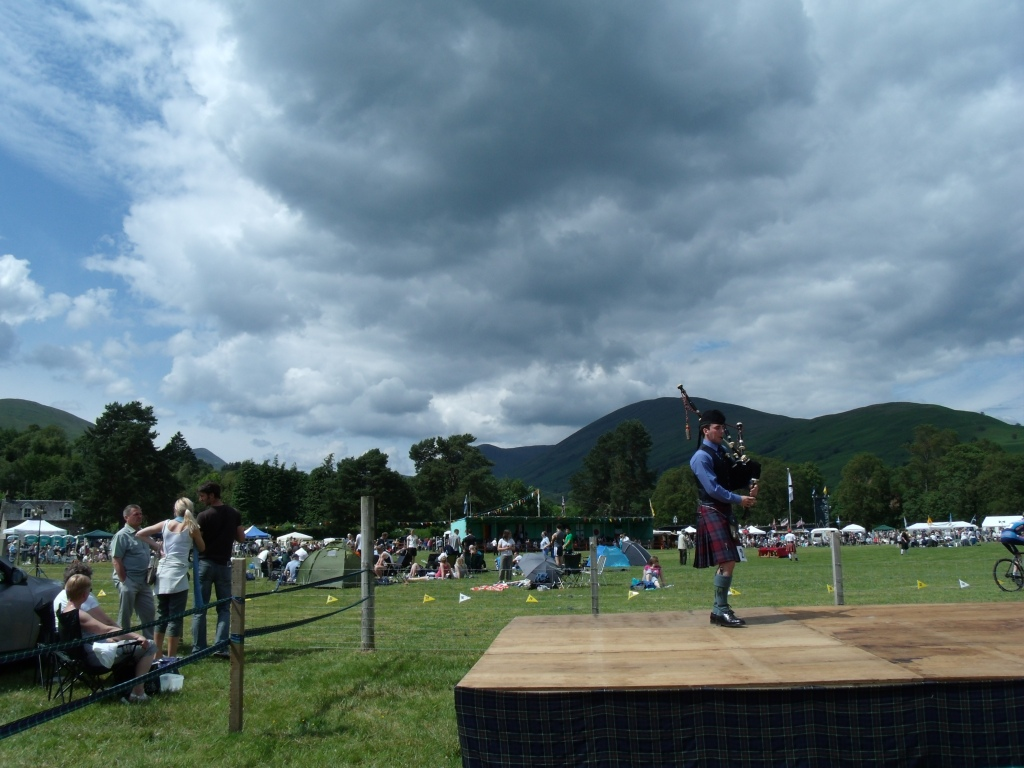 Luss highland Gathering