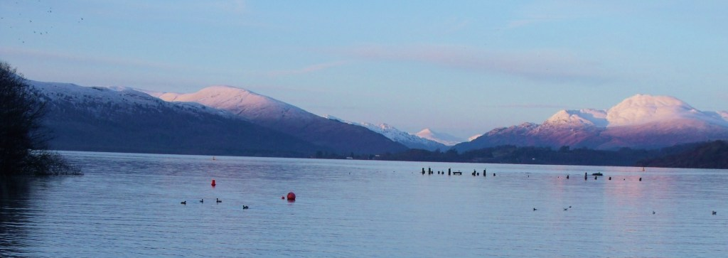 Loch Lomond From Lomond Shores, Balloch