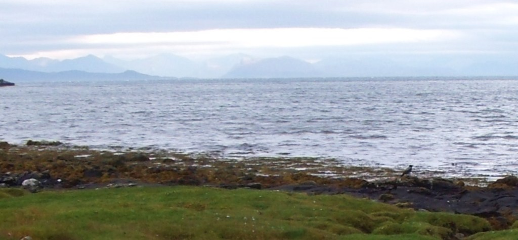 Shore at Kinloch