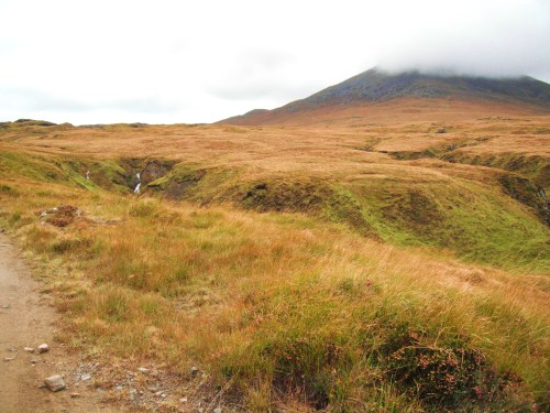 Hiking To Kilmory