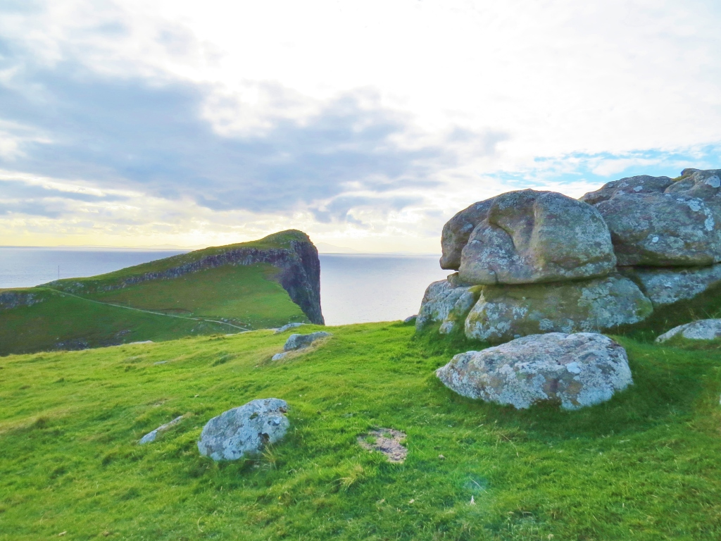 Looking to the Outer Hebrides
