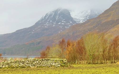 Farm in Torridon