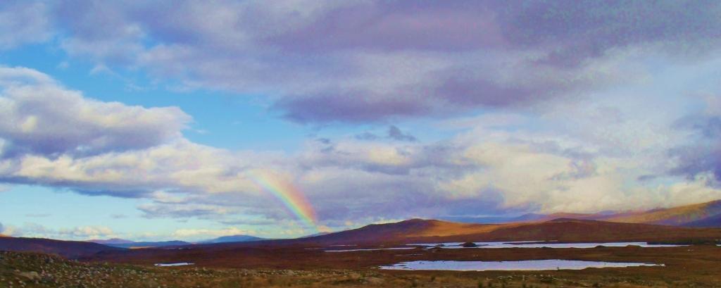 Lochan Mathair Eite, Rannoch Moor