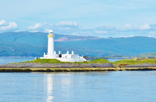 lighthouse near Oban