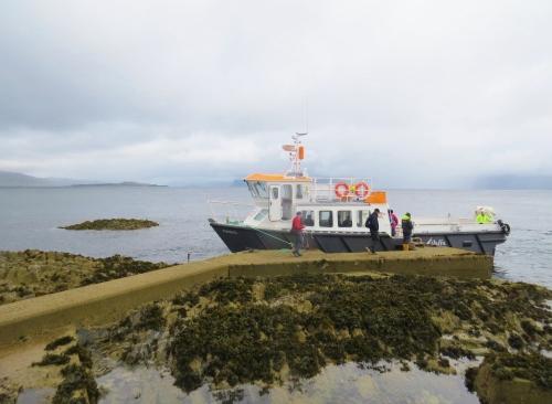 'Staffa' tour boat