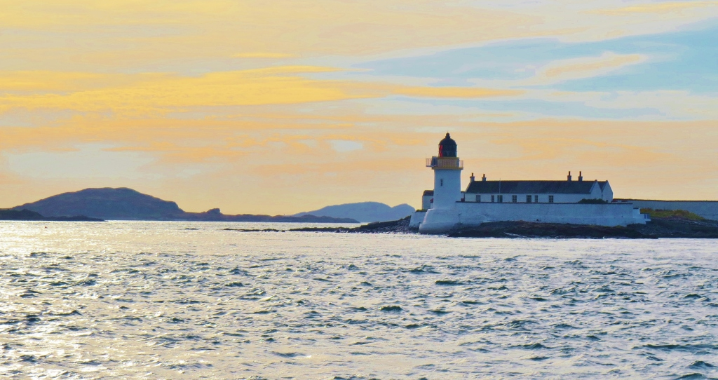 Fadda Light, Near Corryvreckan Whirlpool