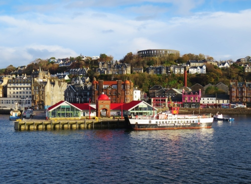 North Pier, Oban