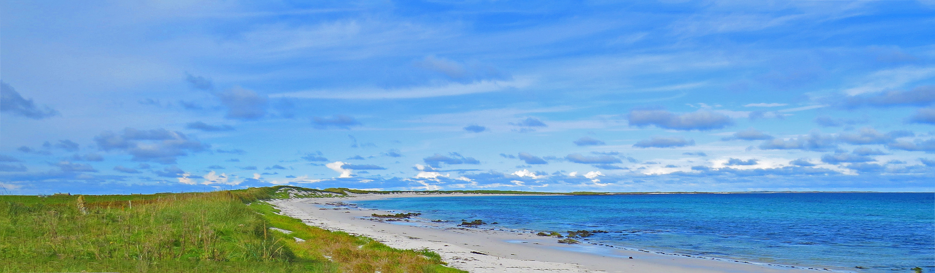 cata sands, sanday