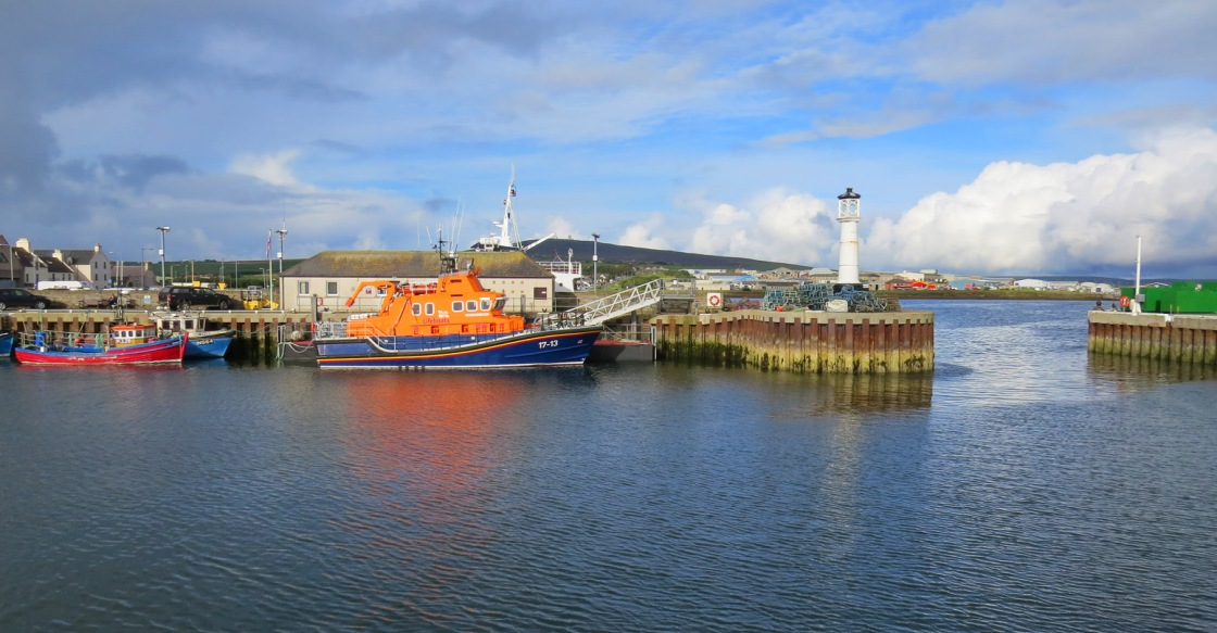 kirkwall harbour