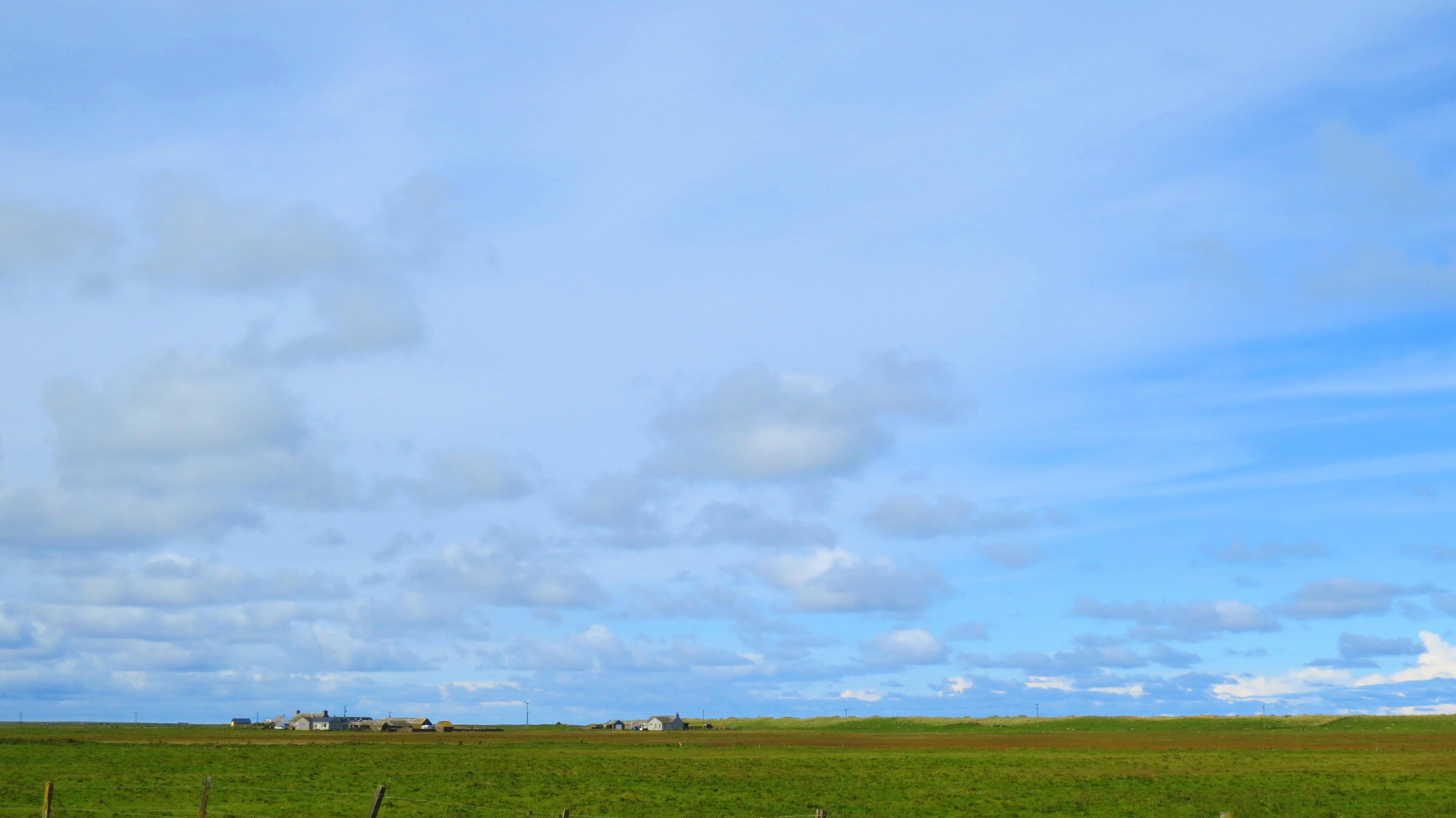 sanday farmland